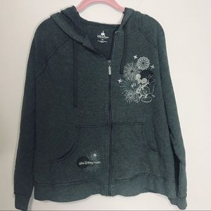 Walt Disney World Parks Mickey Mouse Hoodie